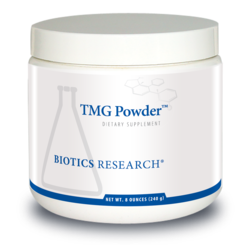 Biotics Research TMG Powder (Trimethylglycine) - 8 oz