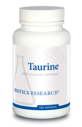 Biotics Research Taurine - 100 caps