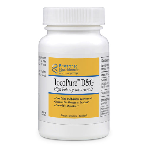 Researched Nutritionals Tocopure D&G 60 ct