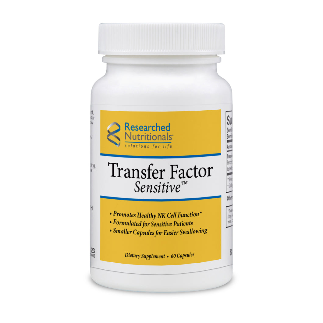 Researched Nutritionals Transfer Factor Sensitive - 60 caps