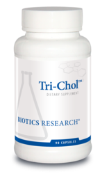Biotics Research Tri-Chol - 90 caps