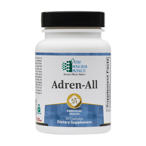 Ortho Molecular Adren-All - 60 ct