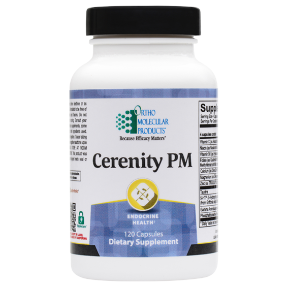 Ortho Molecular Cerenity PM - 120 ct