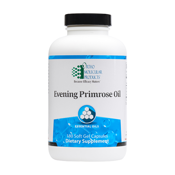 Ortho Molecular Evening Primrose Oil - 180 caps