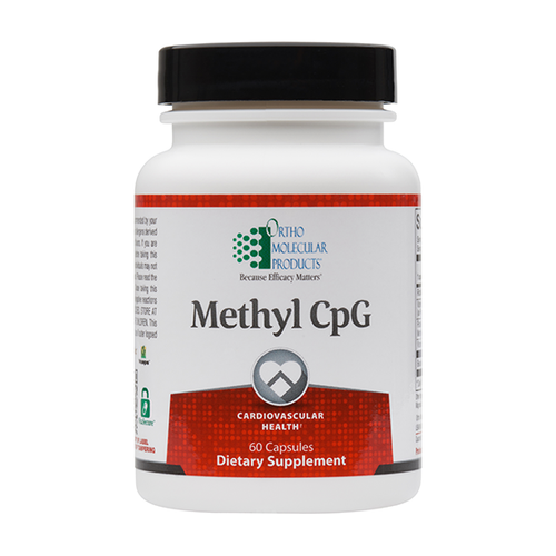 Ortho Molecular Methyl CpG - 60 ct