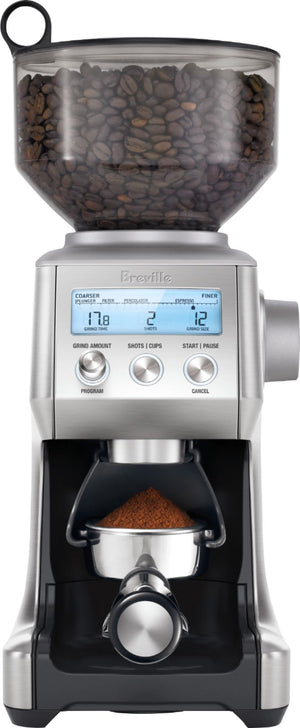 Breville - the Smart Grinder Pro 12-Cup Coffee Grinder - Stainless Steel