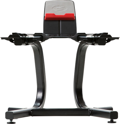 Bowflex - SelectTech Stand with Media Rack - Black