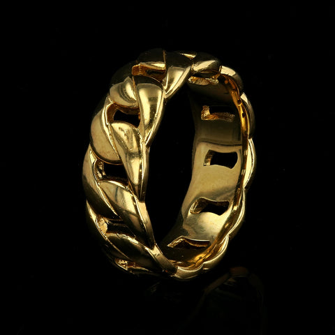 10kt Yellow Gold Fancy Woman Ring