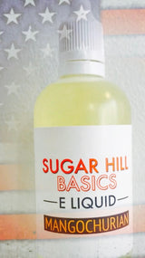 Mangochurian - Sugar Hill Basics E Liquid