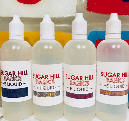 Sugar Hill Basics Bundle (480ml) - Sugar Hill Basics