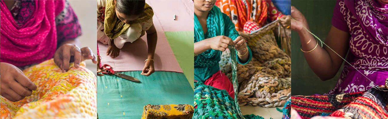 Kantha Home Basha Artisan Stories