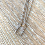Angel Wings (Two Necklaces)