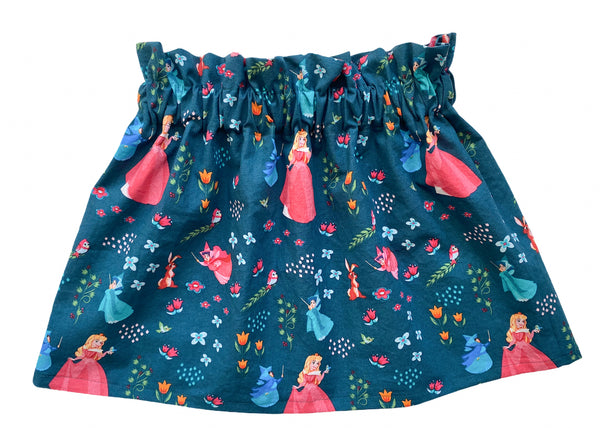 Aurora Enchanted Disney Princess High Waist Skirt