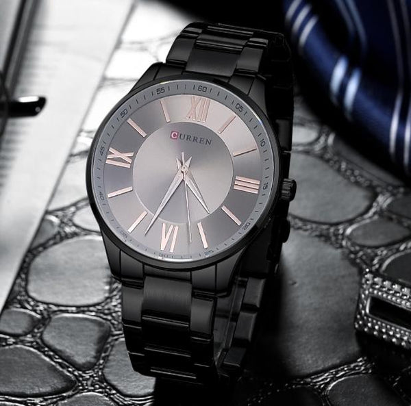 ELITIST EXECUTIVE METAL WATCH