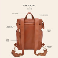 The Capri - Saddle