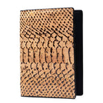 Desert Adder- Unisex Passport Wallet