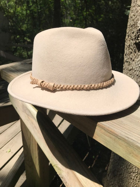 """The Sunrise Dreamer"" Hat in Beige"