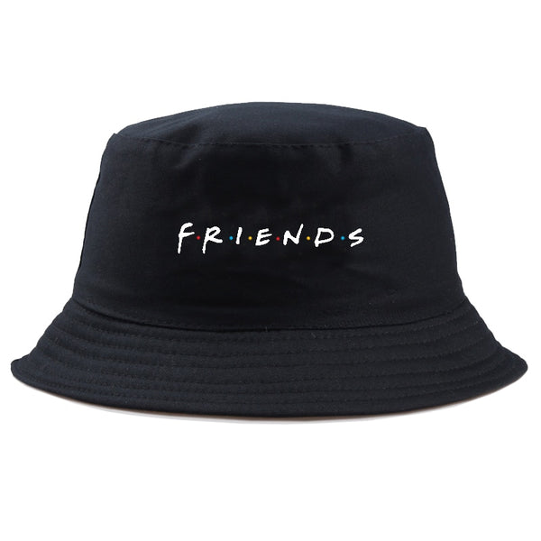 Friends Print Bucket Hat