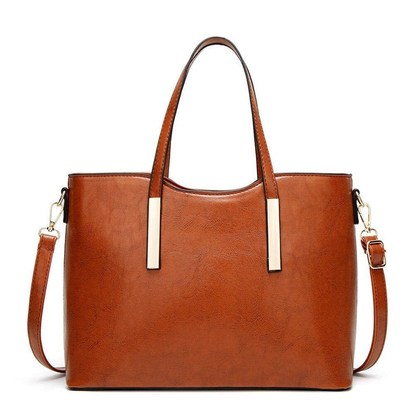 Women Tote Bags Large Capacity Fashion Female Handbag PU Leather High