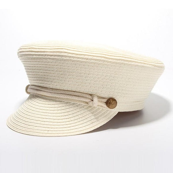 Summer Women's Newsboy Cap