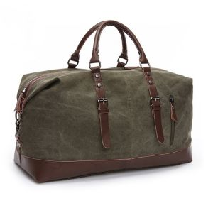 DUFFEL BAG | GREEN