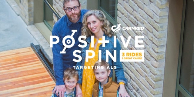 CANCELLED // Positive Spin: 3 Rides to Support the Fight Against ALS