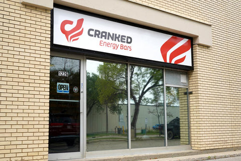 Cranked Energy Winnipeg Location