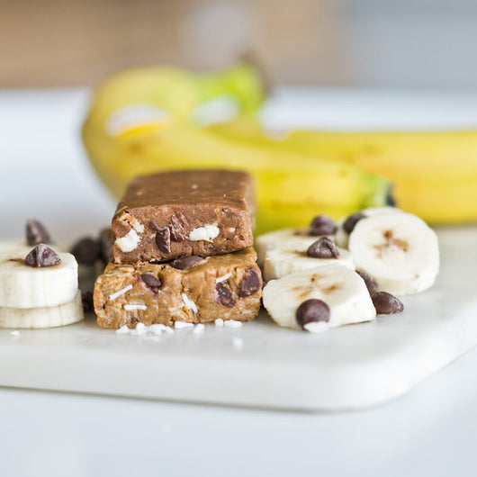 Banana Cranked Energy Bar