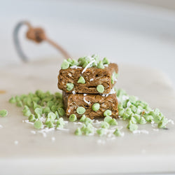 Mint Chocolate Chip Cranked Energy Bar