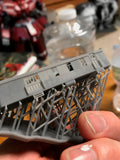 N scale 40' Harriman Baggage Car/Railroad Post Office Class 40-BP-15