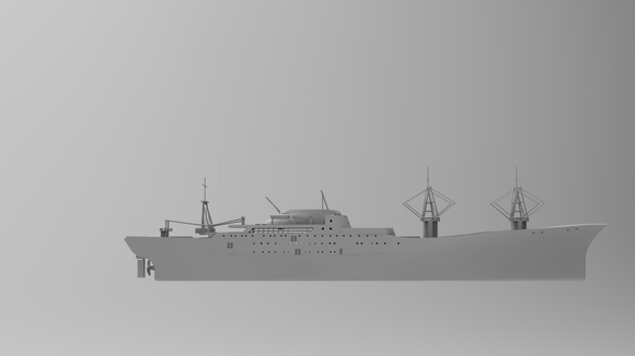 Custom Designed Model Ship Service