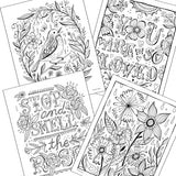 Create Magic Coloring Book