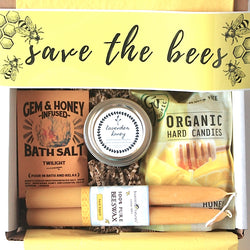 Save the Bees Box