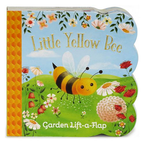 Little Yellow Bee Book