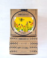 Bee Lovely Embroidery Kit
