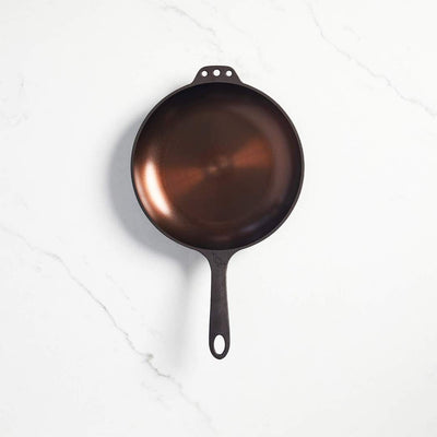 No. 10 Cast Iron Chef Skillet