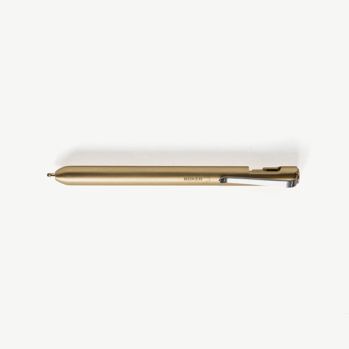 Brass Bolt-Action Pen