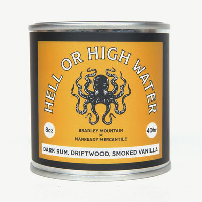 Hell or High Water Candle