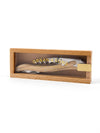 Olivewood Corkscrew in Beechwood Box