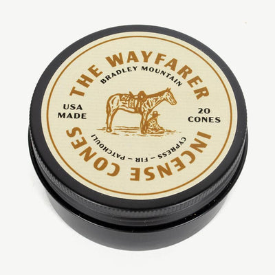 Wayfarer Incense Cones