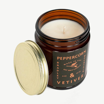 Peppercorn & Vetiver Candle
