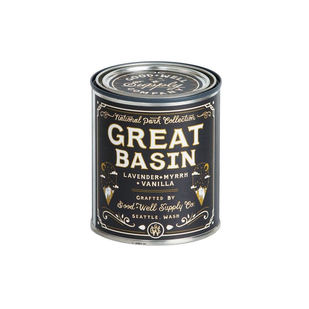 Great Basin National Park Candle
