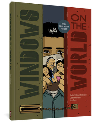 Windows on The World Paperback Graphic Novel
