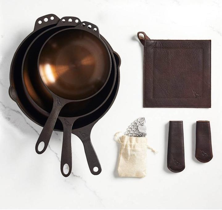 THE SMITHEY CHEF 7-PIECE SET