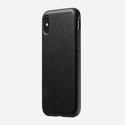 Rugged Case - iPhone XS - Black