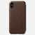 Rugged Tri-Folio - iPhone XS Max - Rustic Brown