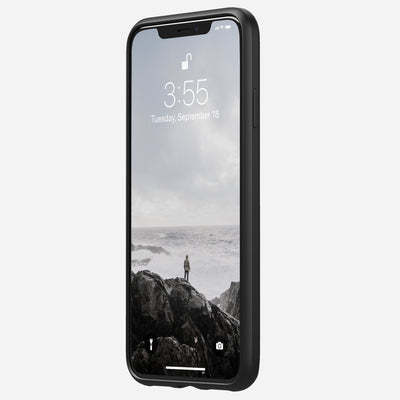 Rugged Case - iPhone XS Max - Black