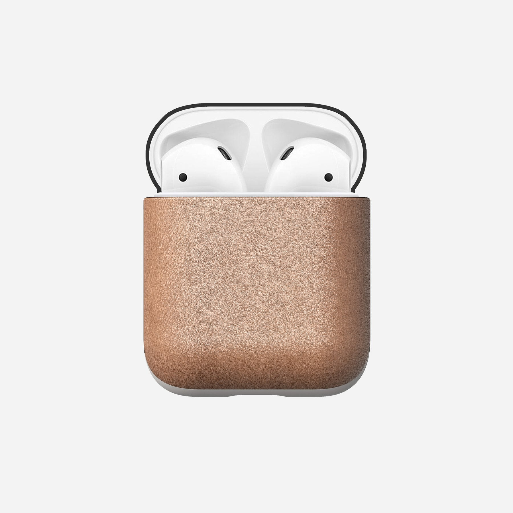 Rugged Case - Air Pods - Vegetable Tan