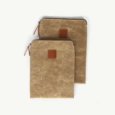 "Laptop Sleeve - 15"" - Field Tan"
