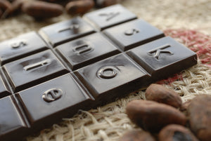 Dark Chocolate + Coffee CollaBARation Bar